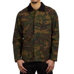 Vans Drill Chore Camo Camouflage Coat